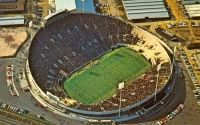 Aerial View of the Liberty Bowl Stadium