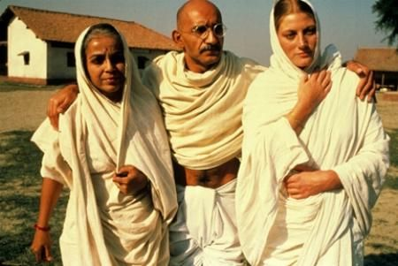 Oscar challenge... Gandhi (1982)