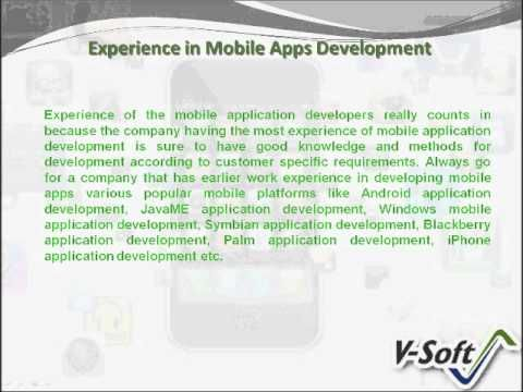 The major question that influences and conflicts the major companies is how to select mobile application development company? Check out the tips and information for choosing the best mobile apps development company for your needs.