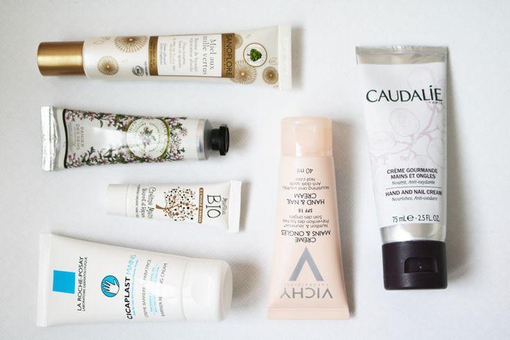 6 crèmes mains au banc d'essai  : http://buff.ly/201lFnD #handcream #skincare #beauty #Caudalie #Vichy #Sanoflore #LaRochePosay