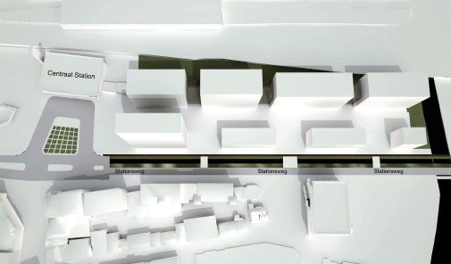 Stedenbouwkundig plan Lichthoven
