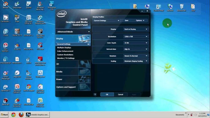 Intel(R) HD Graphics Family Driver for Windows x86/x64