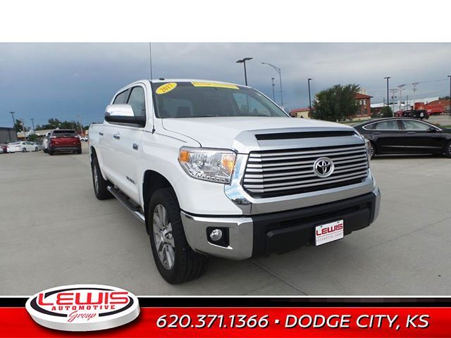 P1325a Used 2016 Toyota Tundra Limited 5 7l V8 Sale Price 36 985 45 884 Miles Usedcars Usedcarsforsale Lew Dodge City New Trucks 2019 Ford Explorer