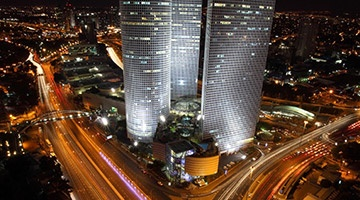 WSJ City of the Year - Sponsored by Citi - Tel Aviv