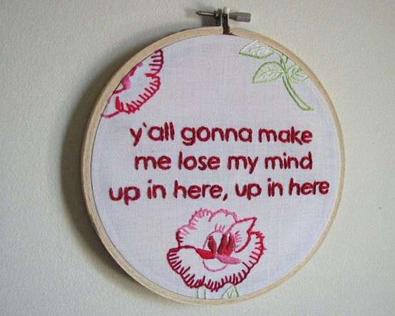 awesome. Sweets Home, Rap Lyrics, Funny, Projects Ideas, Hip Hop, Crosses Stitches, House, Embroidery Hoop, Cross Stitches