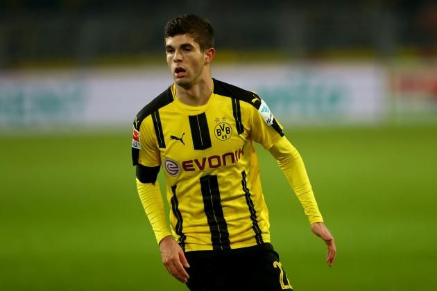 #rumors  Liverpool FC transfer news: Christian Pulisic says he is 'very happy' at Borussia Dortmund but refuses to rule out move
