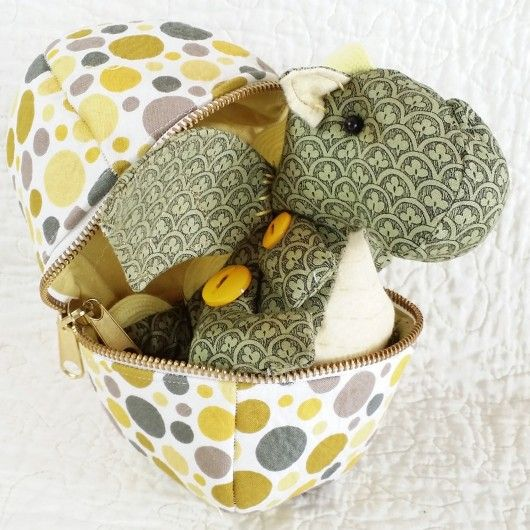 We just published our newest pattern, Charming Chicks and Zipper Eggs, and I'm…