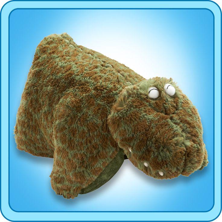 PeeWee Alli Alligator | My Pillow Pets® Canada