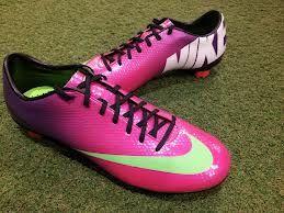 Kicksen van Remco Nike voetbalschoenen 2013