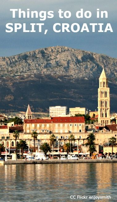Things to do in Split, Croatia...can't wait to tackle this list in less than a month!