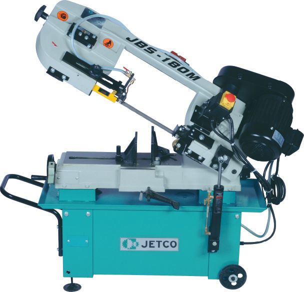 Jetco JBS-180M Metal Şerit Testere (Monofaze)