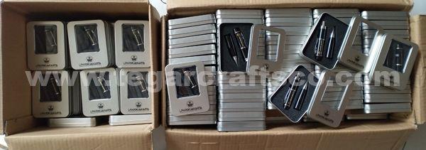 USB Flashdrive pen pointer capacity 8GB, 150 pieces. Lembaga Penjaminan Mutu Pendidikan (LPMP) -The Education Quality Assurance Agency- Jakarta. July 19, 2017