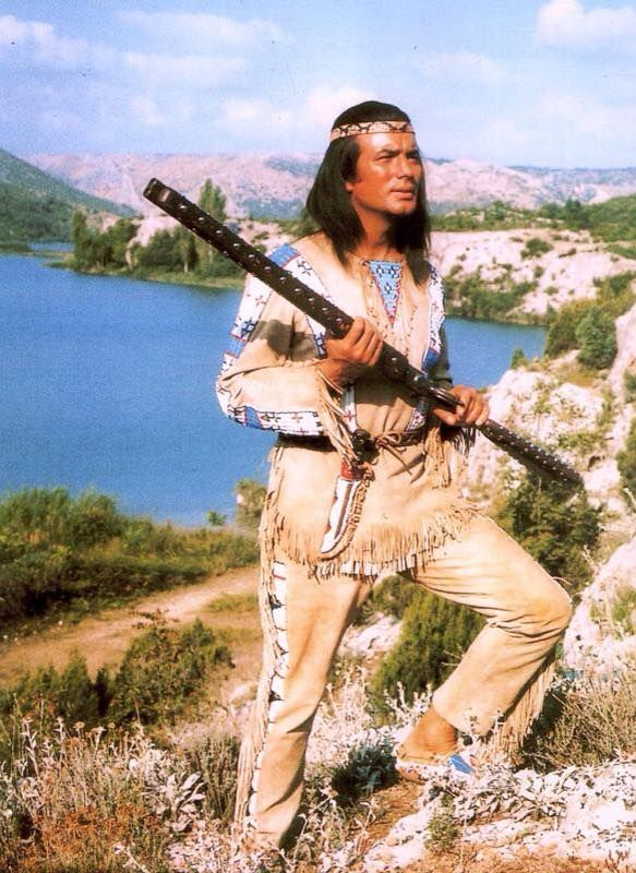 309 best Winnetou Pierre Brice images on Pinterest Boyfriends