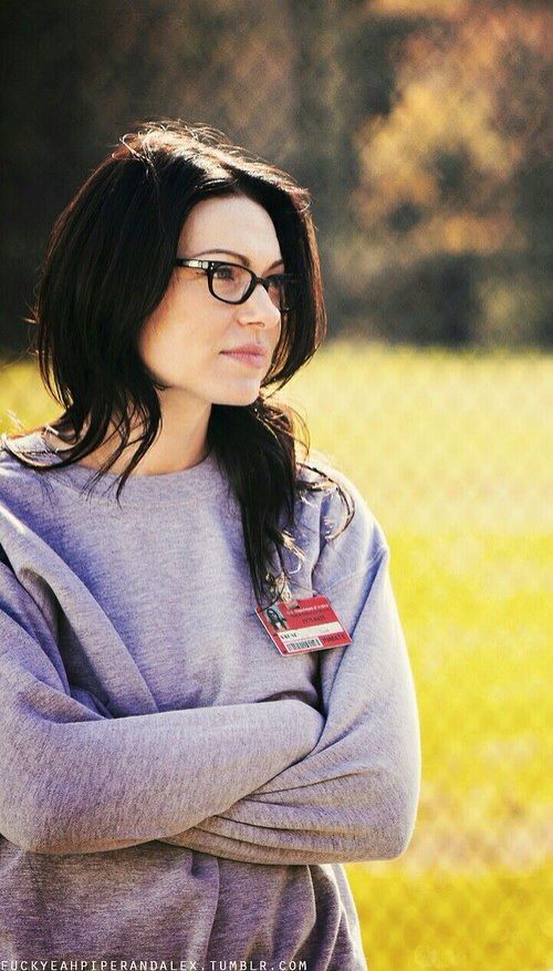 Alex vause (Laura prepon) Orange is The New Black