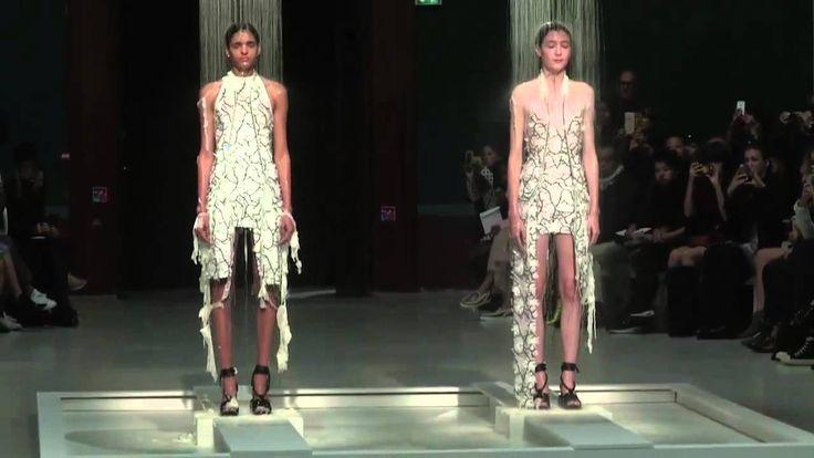 Chalayan Spring Summer 2016 Paris Fashion Week