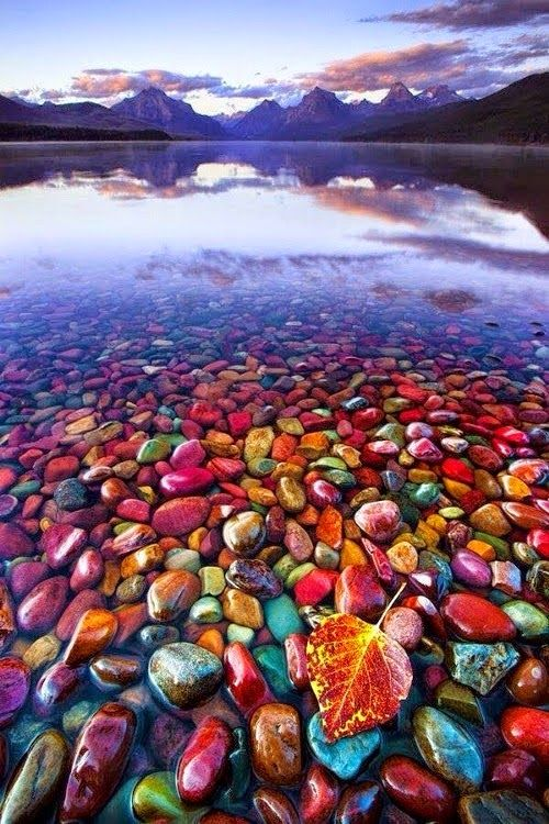 Lake McDonald,Glacier National Park,Montana,