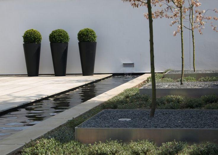 small minimalist garden design cambridge - Minimalist Landscape Architecture