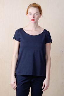 EM Jane T-shirt Navy