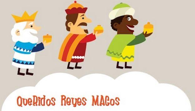 7 apps para escribir la carta a los Reyes Magos - ComputerHoy.com