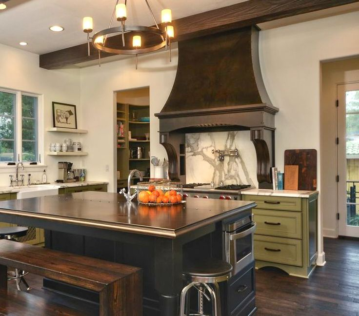 Zinc Countertops, Stainless Steel Counters And