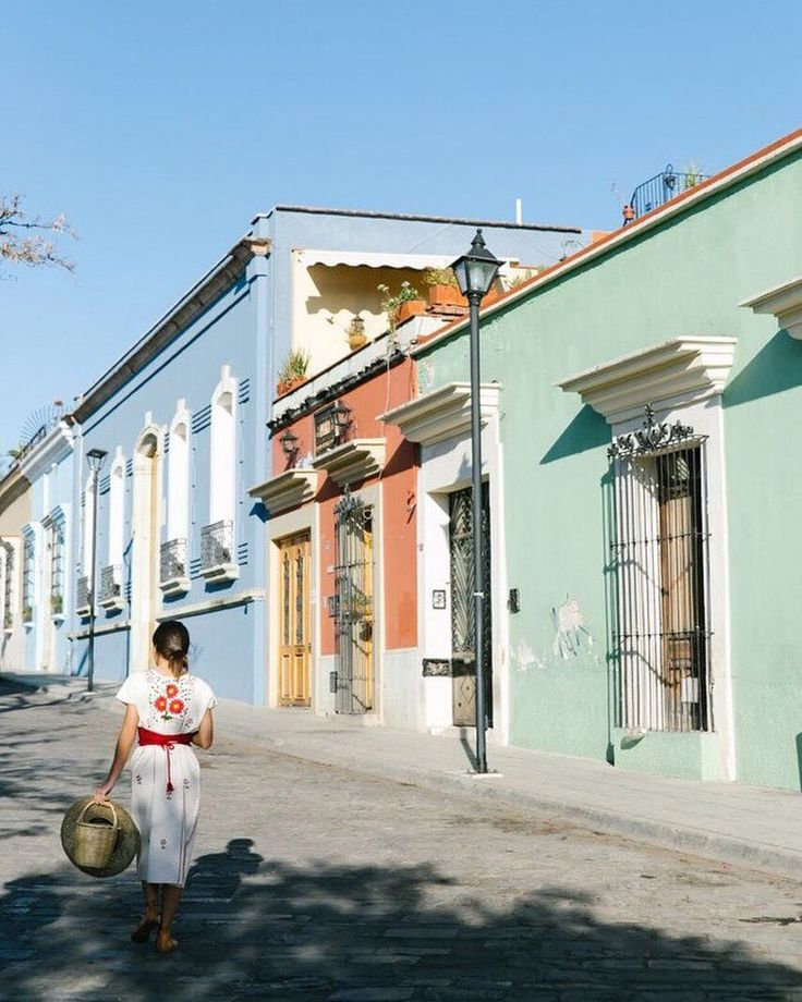 "coveteur:  ""@cocobaudelle 's travel diary is making us want to go to Oaxaca, Mexico—badly. Picture proof of why (exhibit number 1 ) on #coveteur.com. http://ift.tt/2mvuVYD  """