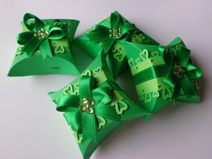 Scatoline porta confetti per una Promessa di Matrimonio