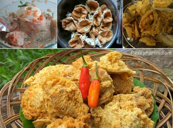 Resep Tahu Walik Krispi Isi Ayam Khas Banyuwangi Dan Cara Membuat Tahu Walik Sederhana Lengkap Kreasi Tahu Kebalik Resep Tahu Resep Masakan Pedas Makanan Sehat