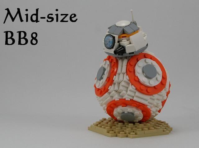 Wie Sie Ihr eigenes Lego 'Star Wars' BB-8 zu bauen
