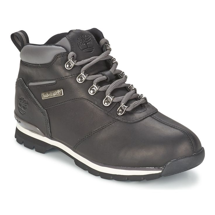 Boots Homme Spartoo, achat Boots Timberland SPLITROCK 2 Noir Smooth prix promo SPARTOO 150.00 € TTC.