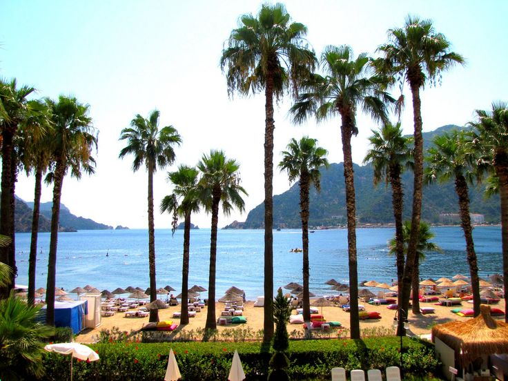 İcmeler, Marmaris , Turkey