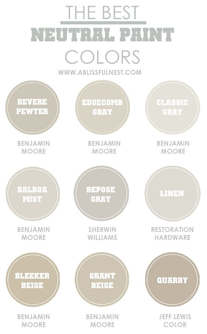 8 best benjamin moore best beiges images on pinterest for Neutral two tone paint colors