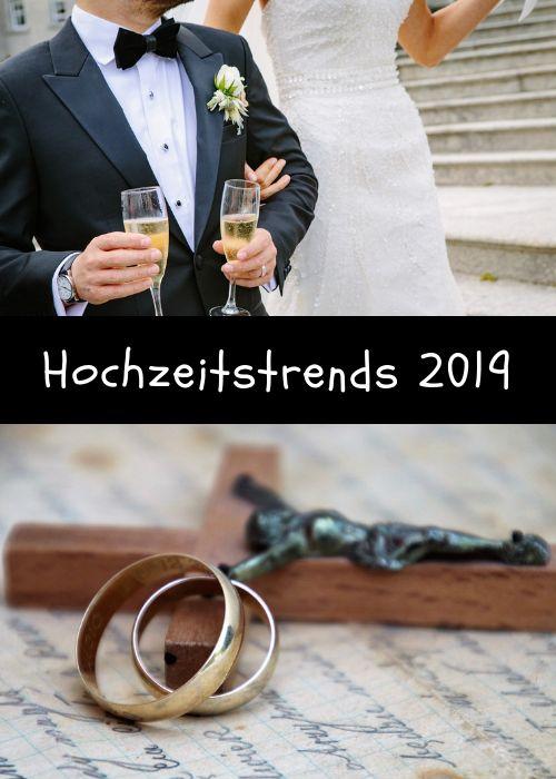 Das sind die aktuellen Hochzeitstrends für das Jahr 2019: Wer jetzt damit beschäftigt ist, eine Hochzeit für das Jahr 2019 zu planen, sollte sich einmal an den aktuellen Trends orientieren. So kann man sich für die Gestaltung der eigenen Hochzeit inspirieren lassen und mit Sicherheit einige Anregungen in Bezug auf Dekoration und Brautmode finden, die begeistern.