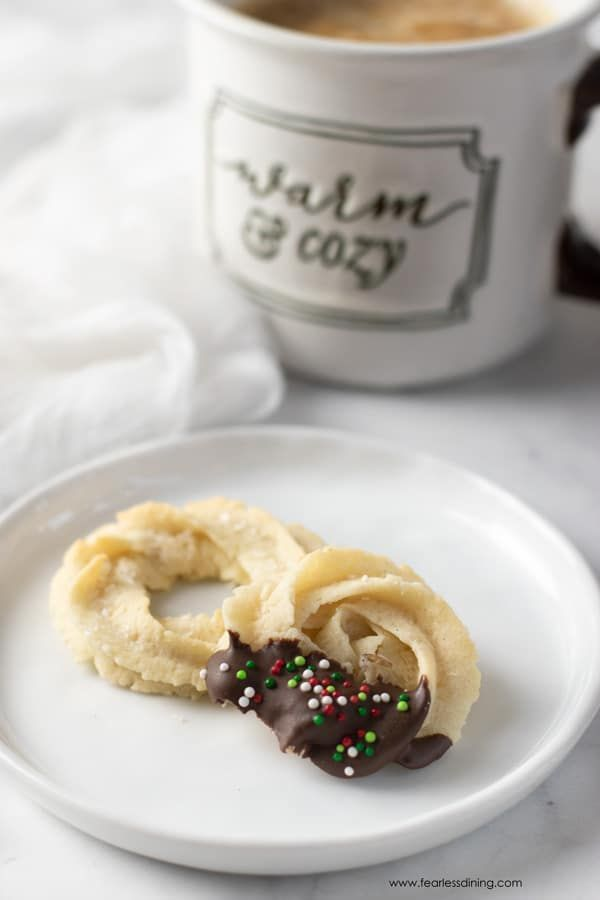 Everyone Will Love These Delicious Gluten Free Butter Cookies