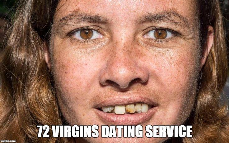 E4 MAFIA* 72 VIRGINS DATING SERVICE | Teeth, Teeth shape ...