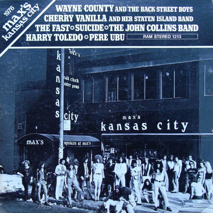 Max's Kansas City 1976