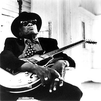 john lee hooker. what a badass.