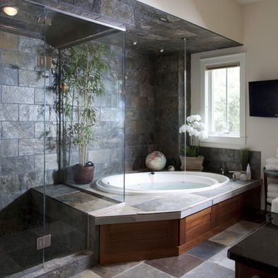 Master Bath Tub Shower Combo Bing Images Bathroom Pinterest Tub Showe