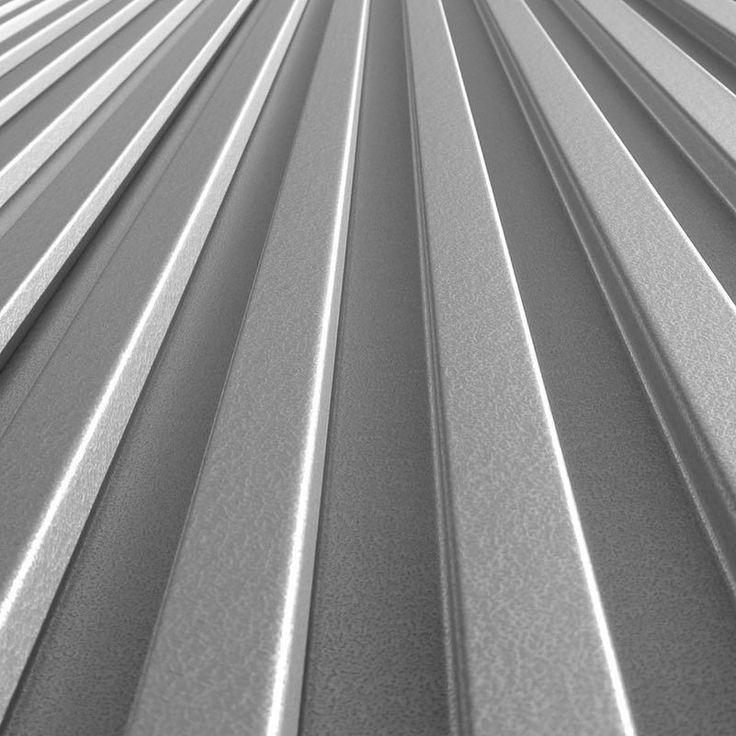 ガルバリウム鋼板はアルミニウムA55亜鉛ZN43.4珪素SI1.6の合金で従来の亜鉛メッキ鋼板に比べて36倍の耐食性と長期耐久性耐熱性熱反射率にすぐれています #外壁 #屋根 #鋼板 #合金 #防食 #ガルバ #ガルバリウム #アルミ #アルミニウム #亜鉛 #珪素