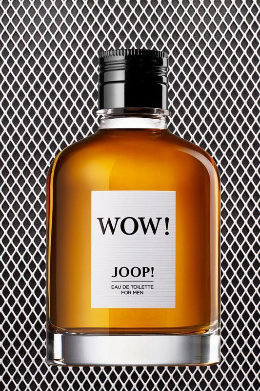 Wow! von Joop!, für starke Männer, die ein Leben voller Überraschungen lieben
