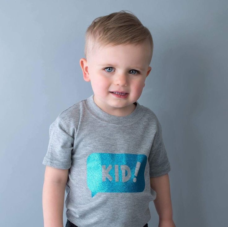 'Kid' toddler t-shirt, toddler fashion, toddler boy, toddler outfit