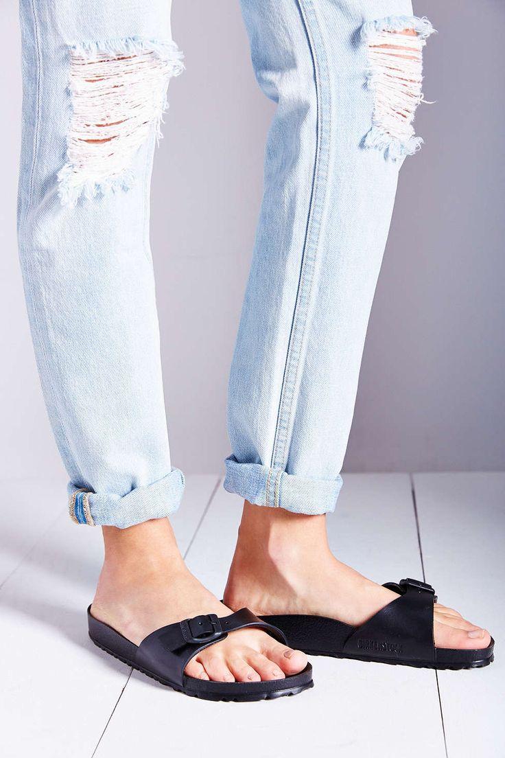 birkenstock madrid eva slide urban outfitters sandals. Black Bedroom Furniture Sets. Home Design Ideas