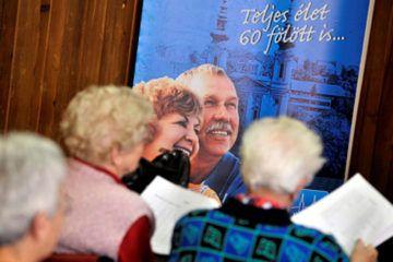 Pártot alapítanak a nyugdíjasok - 168 óra