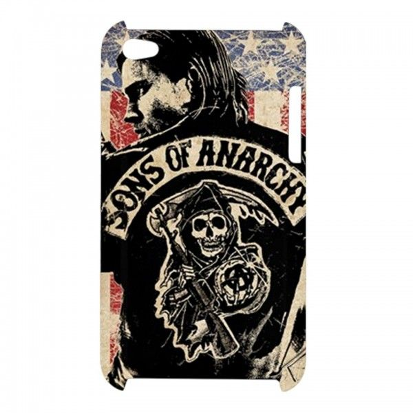 177 best sons of anarchy merchandise images on pinterest sons of sons of anarchy items sons of anarchy apple ipod touch 4g case fandeluxe Image collections