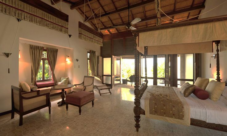 An intimate sri lankan manor house with just the right for House interior designs sri lanka