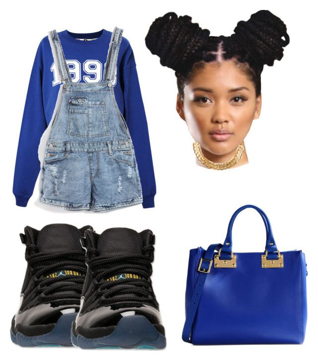 """""""Untitled #197"""" by iiammiakay ❤ liked on Polyvore featuring MSGM, Retrò, SELECTED and Sophie Hulme"""