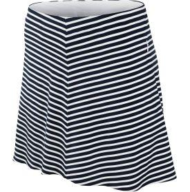 A golf skirt that doesn't scream ugly golf clothes | Nike Women's Novelty Stripe Knit Skort