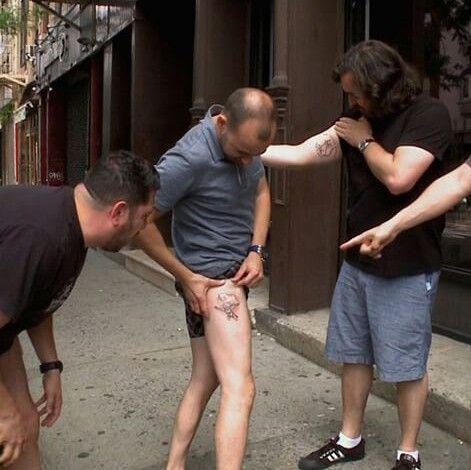 Best 176 impractical jokers for Impractical jokers tattoo