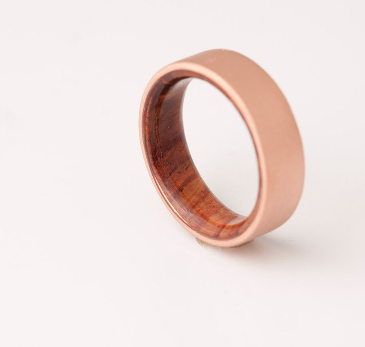 17 Best Ideas About Copper Wedding Band On Pinterest