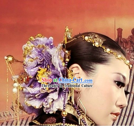 Ancient Chinese Empress Handmade Hair Accessories