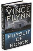 Pursuit of Honor (Mitch Rapp Series #10) by Vince Flynn (Storyline Order #12)